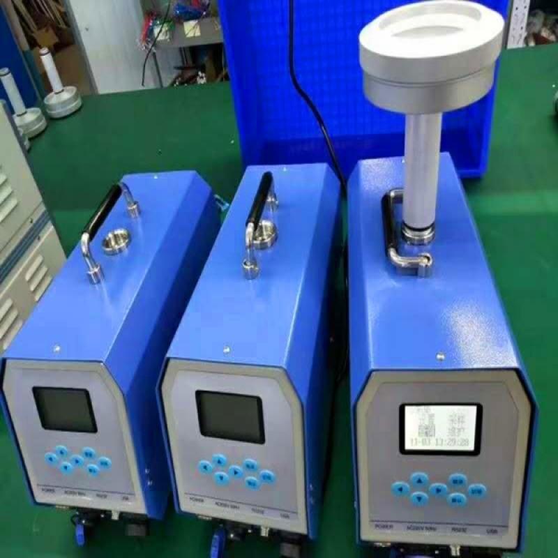 LB-2070攜帶型空氣氟化物採樣器