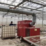 温室燃气取暖器_200KW大型燃气加热器_大棚加温