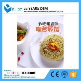 苦荞米生产线 苦荞饭生产机械