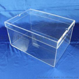 有机玻璃鞋盒鞋撑鞋架展示道具