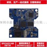 鑫博创2.4g/5g无线收发模块双频无线AP模块