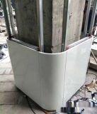 宣城包柱鋁單板 弧形鋁單板包柱 異型鋁單板定製