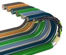 PUR 拖链电缆