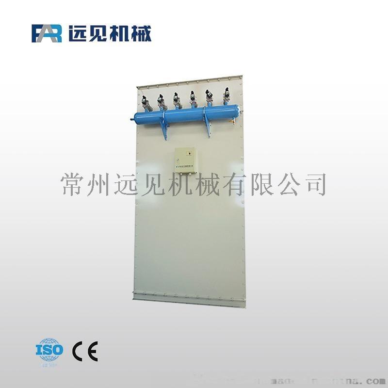 脈衝除塵器江蘇廠家 飼料加工除塵器 方形除塵設備