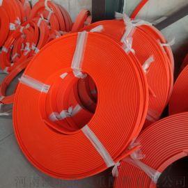无接缝滑触线厂家 安全滑触线 3极4极滑线