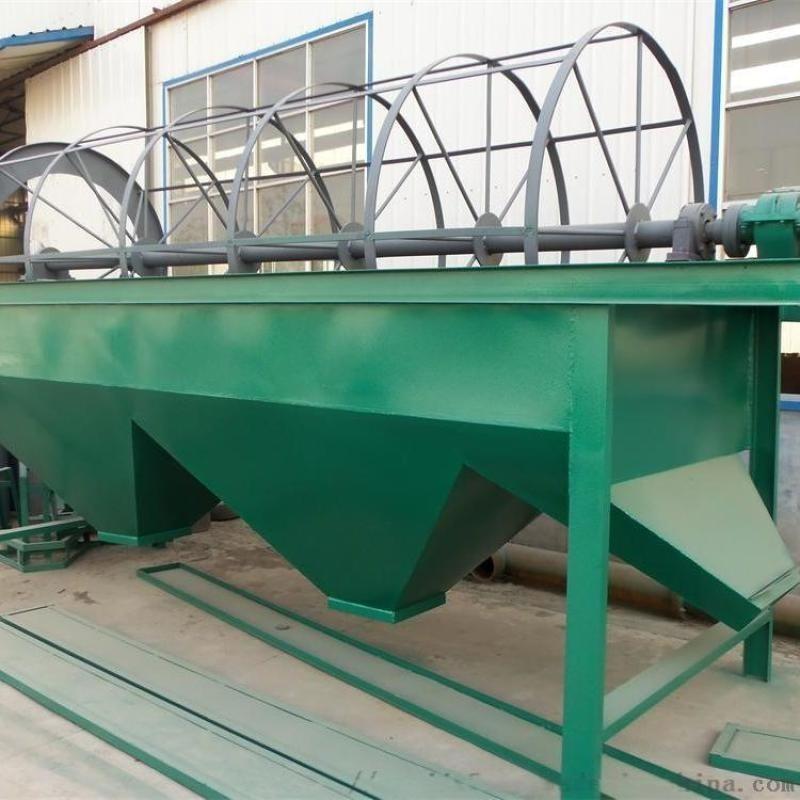转筒筛分机生产 沙场专用振动筛沙机 沙石筛分机