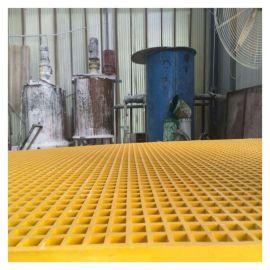 雨水玻璃钢单向不变形格栅