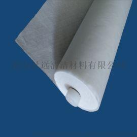 利优比印刷机橡皮布自动清洗布无纺布不织布