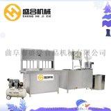 全自动豆腐机生产厂家 河南驻马店豆腐机设备报价