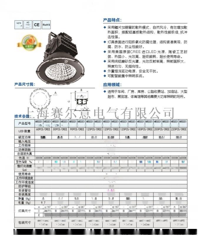 LED 工礦燈