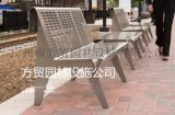 湖南金属铁艺公园椅定做