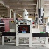 河南噴砂機,硬質合金吧表面處理自動噴砂機