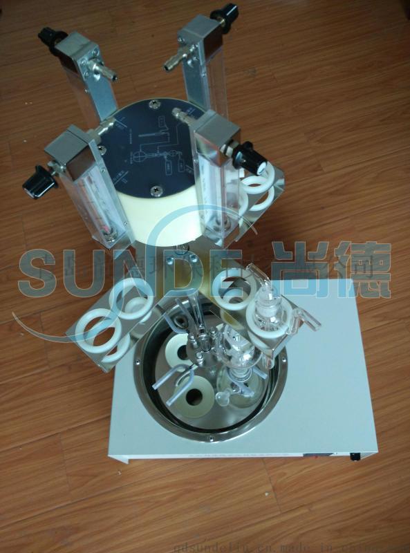 KDB-6型硫化物吹气装置厂家青岛尚德