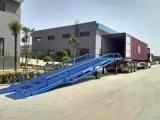 DCQY-10 移动式液压登车桥 集装箱装卸平台