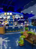 吉林室内儿童主题乐园整体规划,吉林游乐场新场景效果,吉林室内人造场景