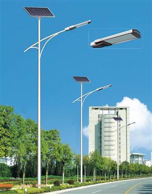 7米40W太阳能路灯  节能环保led太阳能灯  户外花园灯