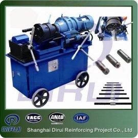 上海鼎锐厂家批发钢筋直螺纹滚丝机车丝机
