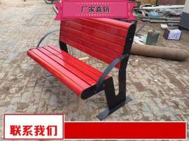 户外实木座椅销售商 公园座椅报价