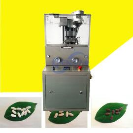 不锈钢5冲旋转式压片机 中药颗粒压片机小型