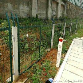 铁路框网隔离栅  东联框架护栏网  防护栅栏