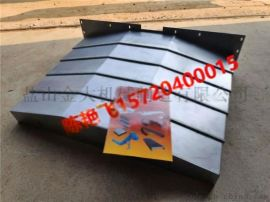 鼎泰DTX-850加工中心伸缩式防护罩厂家实拍图