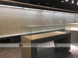 隆城专业生产博物馆展柜厂商