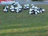 低价出租网红产品烟泡树 卡通熊猫岛昌盛制作