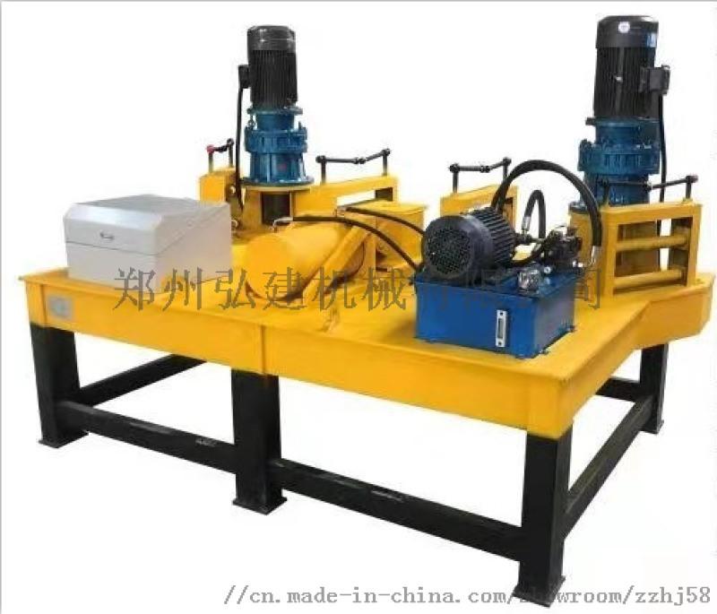 隧道施工设备工字钢冷弯机