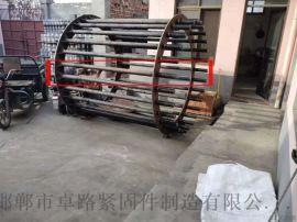 锚板地脚螺栓厂家@定做各种异型地脚螺栓