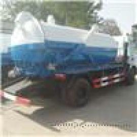 厂区污水收集小型吸污车厂家直销