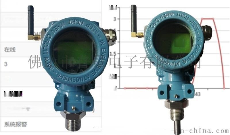 GPRS无线压力变送器