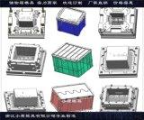 生产 PP塑胶折叠箱模具