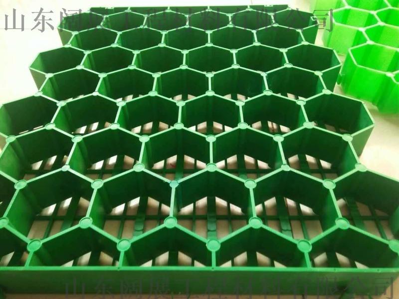 泰安阔展5公分平口植草格可以用于哪些地方