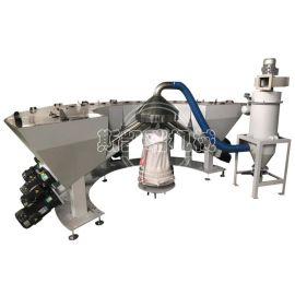 PVC全自动小料配料机 自动配料称重系统