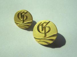 锌合金金属徽章