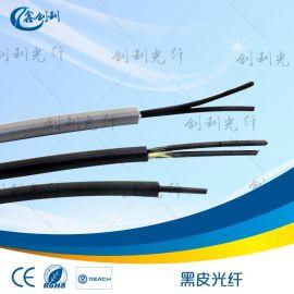原装进口纤芯内1.0mm外2.2/4.4MM双芯塑料光纤线工业控速控信号线