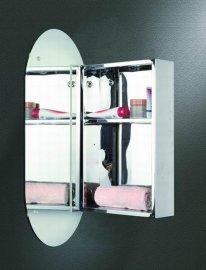 不鏽鋼雙面鏡櫃(CB-G4066T)
