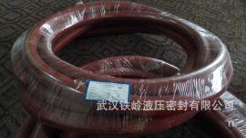 武汉厂家直销氟胶/硅胶等各类材质的大规格O型圈尺寸可定制