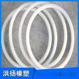 耐高温橡胶密封圈 耐油O型橡胶圈 可定做