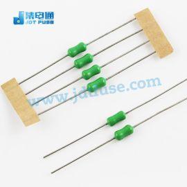 电阻式保险丝JFP1500FL绿色快断保险丝5A/125V保险丝