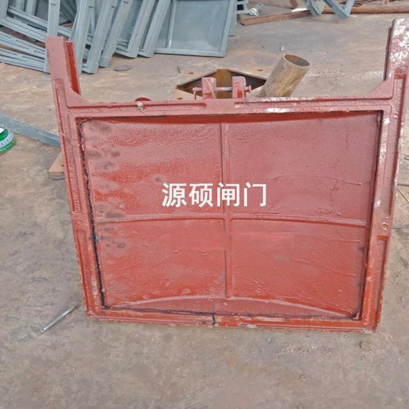 厂家直销液压闸门平面定轮钢制闸门 污水厂钢闸门 泵站钢闸门 启闭机闸门价格