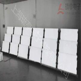 三星46寸無縫液晶拼接屏超窄邊鋒3.5mm 55寸監控會議室拼接電視牆