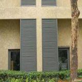 深圳铝合金百叶窗制造厂 加工彩色铝合金百叶窗  价优