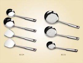供应双胜精美不锈钢厨具誉厨系列-不锈钢铲勺、揭阳不锈钢厨具精品、**不锈钢厨具套装