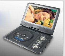 (DVD专业厂家直销)中性移动DVD播放器 便携式移动DVD 带游戏功能