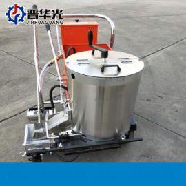 北京小区停车位划线机热熔划线机