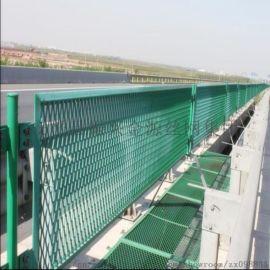 厂家定做高速公路防眩网 钢板防眩围栏