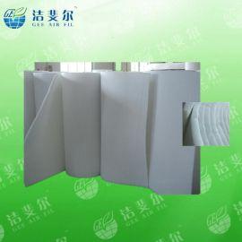 天津北辰区家具喷漆房过滤棉价格单