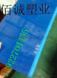蓝色PVC板,防腐板,PVC胶板