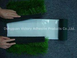 连接胶带 无纺布带胶水胶带 拼接带 接口布胶水 粘接草坪